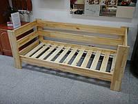Кровать из дерева 190*80 (спальное место)