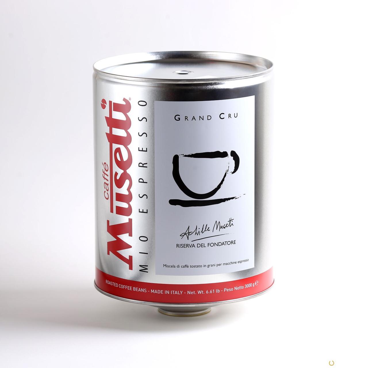 Кофе в зернах Caffe Musetti Grand Cru 3 кг