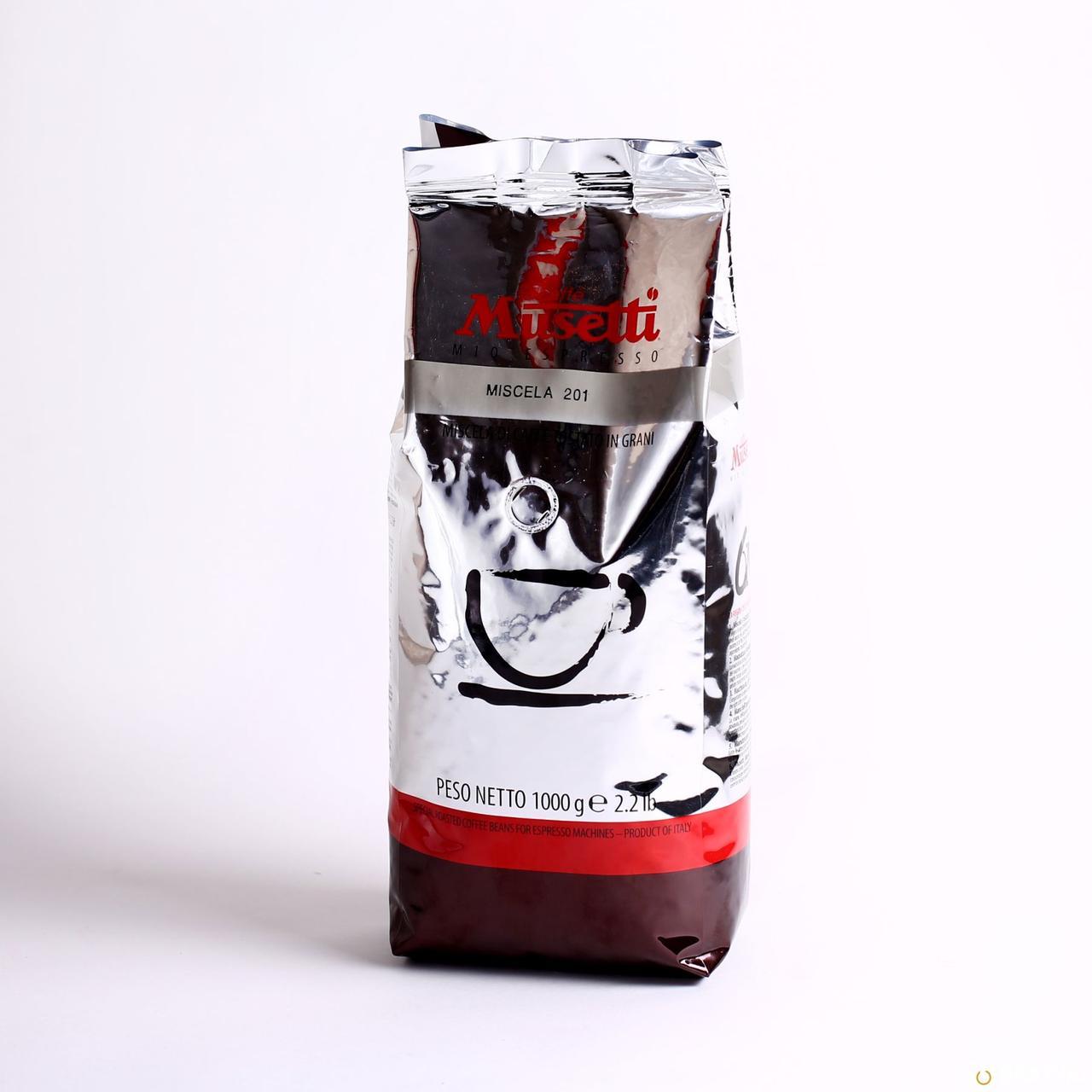 Кофе в зернах Caffe Musetti 201 1 кг