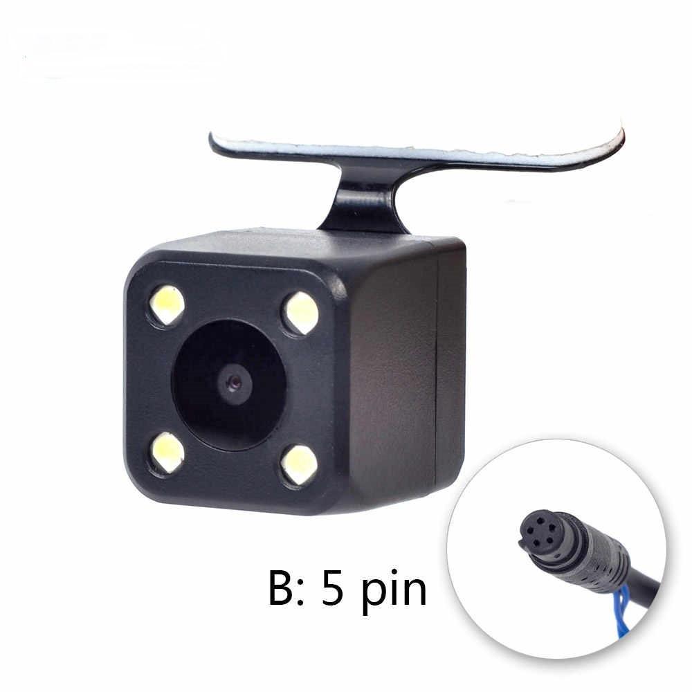 Универсальная автомобильная камера заднего вида для парковки HD-101