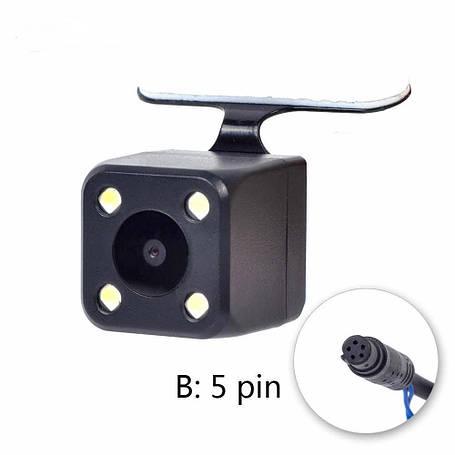 Универсальная автомобильная камера заднего вида для парковки HD-101, фото 2