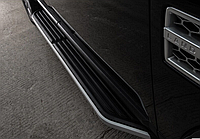 Пороги боковые Land Rover Discovery III