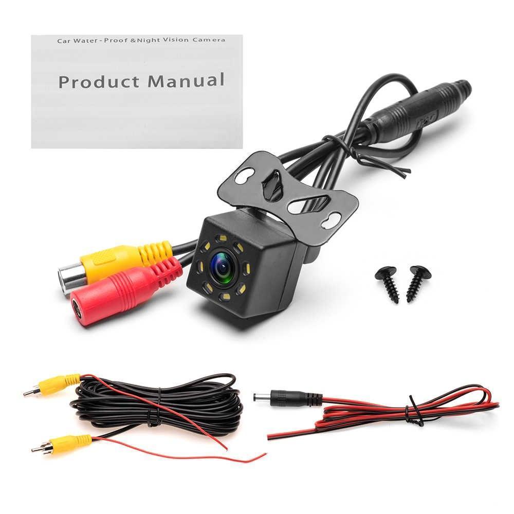 Универсальная автомобильная камера заднего вида для парковки  HD-102