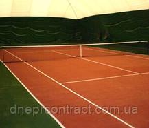 Искусственная трава для теннисного корта Е20, фото 2