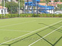 Искусственная трава для теннисного корта Е20, фото 3