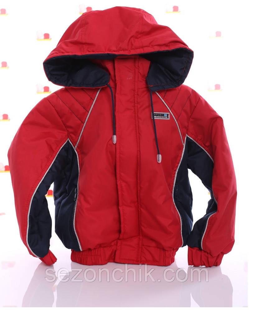 Детские модные весенние куртки на мальчиков