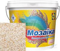 Декоративная штукатурка мозаичная Ферозит Мозаика C-032 1,6 мм 14 кг