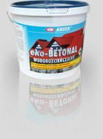 Краска для шифера и бетонных покрытий EKO-BETONAL коричневый 5 л.