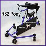 Б/У Ходунки Для науки хождения детей с ДЦП R82 Pony Special Needs Gait Trainer Size 2, фото 6