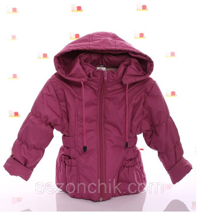 Весенняя детская куртка на девочку недорого