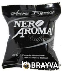Кофе в капсулах Nero Aroma Aroma Espresso 50 шт