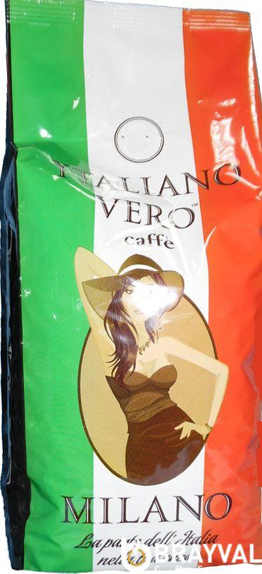 Кофе ITALIANO VERO MILANO