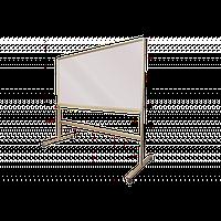 Стеклянная доска мобильная 1500*1000, фото 1