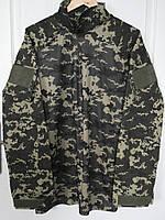 Тактическая рубашка Пиксель погранец