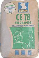 Шпаклевка SEMIN СЕ-78 25 кг финишная