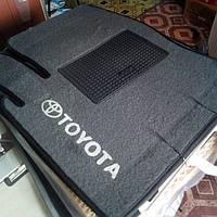 Ворсовые коврики Тойота РАВ 4 (5 дв. 2005-2012)