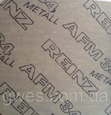 Viktor Reinz АFM 34 METALL уплотнительный материал без содержания асбеста