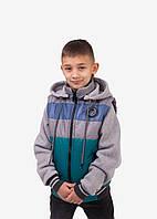 Демисезонная  куртка  жилетка  для мальчиков подростков, фото 1