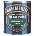 Краска молотковая Hammerite черная Хаммерайт антикоррозионная, 0.75мл