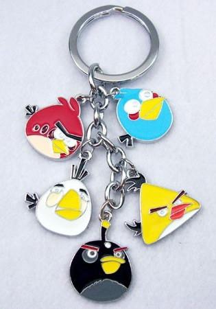 Брелок Брелок Злые Птицы Angry Birds