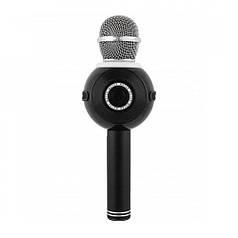 Беспроводной микрофон-караоке WSIER-878 Black