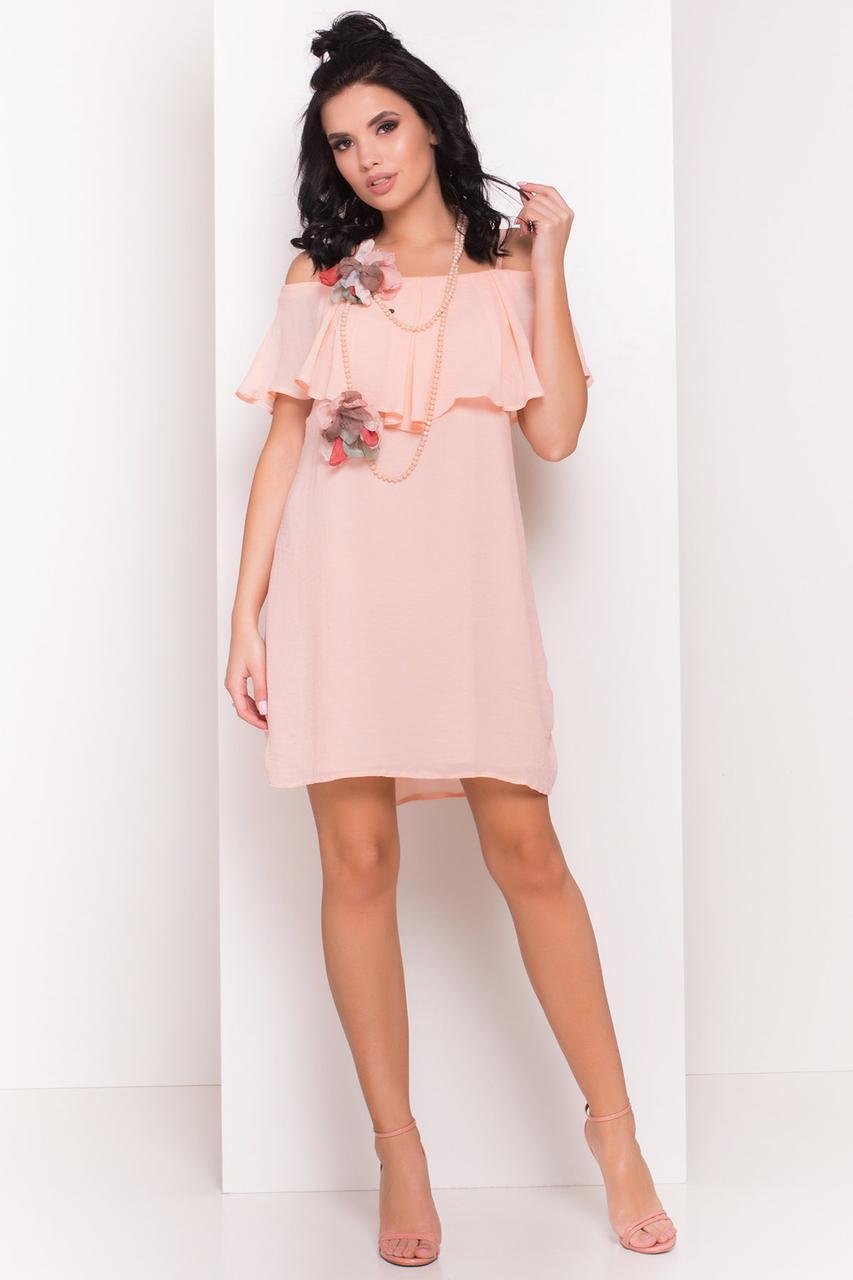 74675c1ffc4d Женское летнее платье креп шифон Восток
