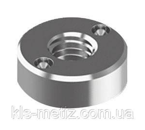 Гайка круглая с двумя торцевыми отверстиями DIN 547  от М 5 до М 10