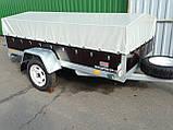 Причіп бортовий Сантей 750-121, фото 2