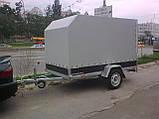 Причіп бортовий Сантей 750-121, фото 4