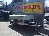 Причіп бортовий Сантей 750-121, фото 5