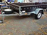 Причіп бортовий Сантей 750-121, фото 3