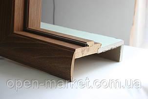 Коробка ПВХ Deluxe 100*32 дерево, комплект, фото 2