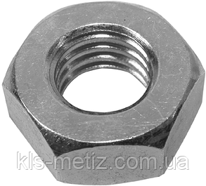 Гайка шестигранная  DIN 555  от М 5 до М 64, фото 2