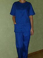Медицинский костюм. Ткань мед-твил (диагональ). Розница 430 грн. Опт 330 грн.