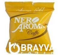 Кофе в капсулах Nero Aroma Gold 50 шт