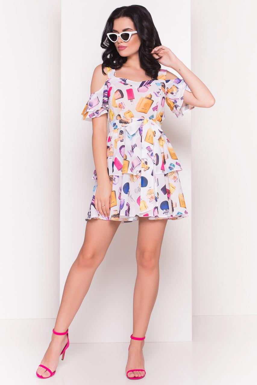 034708c68f87 Женское летнее платье-сарафан Маори