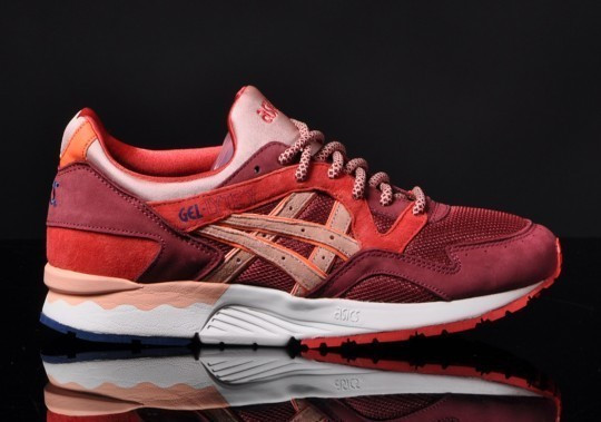 0c3847e1aa43 Кроссовки мужские Asics Gel Lyte красные - Интернет магазин обуви Shoes-Mania  в Днепре