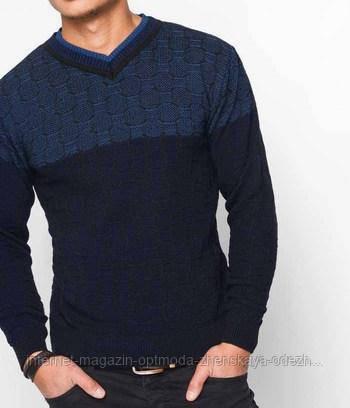 3c6ad7768797c Стильный свитер мужской - Интернет-магазин
