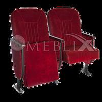 """Театральное кресло """"КОМФОРТ"""" от Производителя. Большой выбор кресел для кинотеатров и актовых залов."""