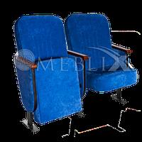 """Театральное кресло """"МИЛАНА"""" для конференц залов и лекционных аудиторий и залов заседаний"""