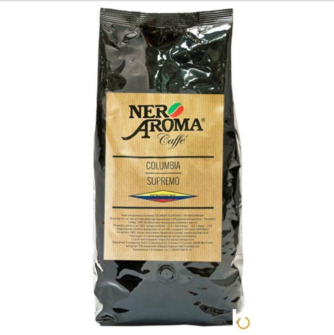 Кофе Nero Aroma Columbia Supremo 1 кг