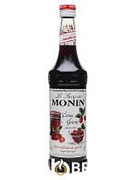 Сироп Monin со вкусом Черешня 1 л
