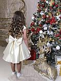 Красивое нарядное платье София для девочек, фото 5