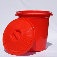 Бак 50 л Красный