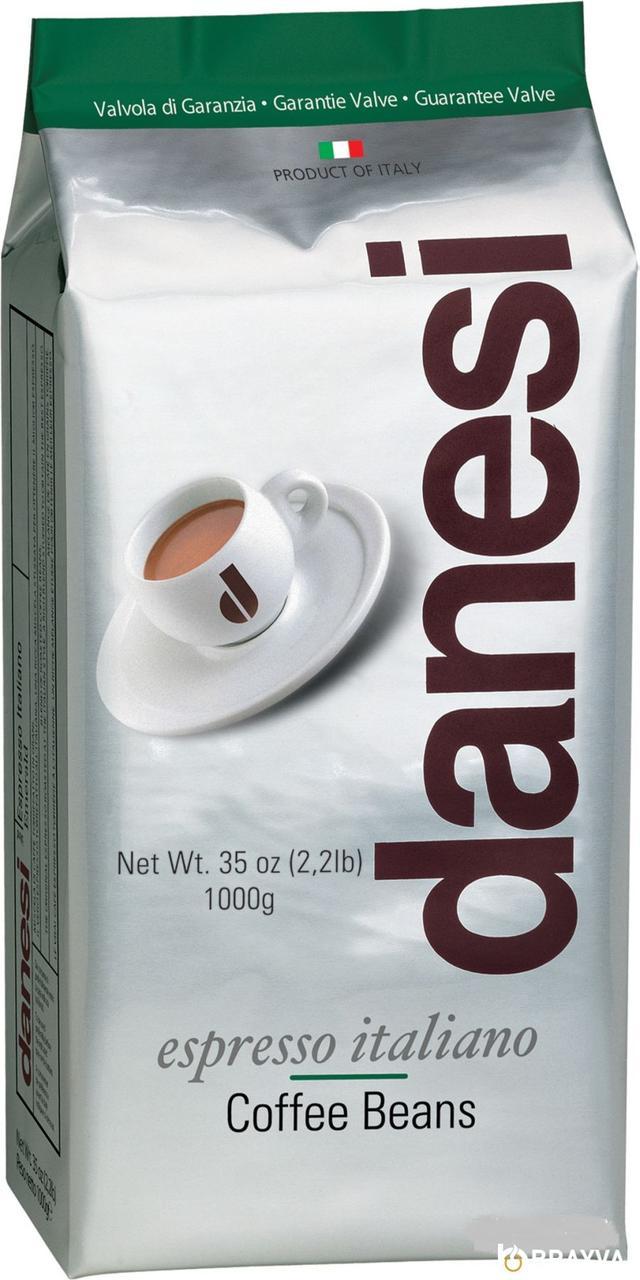 Кофе в зернах Danesi Emerald 1 кг