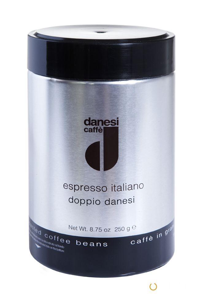 Кофе в зернах Danesi Doppio 0,25 кг