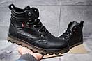 Зимние ботинки  на мехуLevi's Genuine, черные (30852) размеры в наличии ► [  41 42 44  ], фото 2
