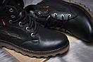 Зимние ботинки  на мехуLevi's Genuine, черные (30852) размеры в наличии ► [  41 42 44  ], фото 6