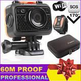 Экшн камера Soocoo S60 wifi, фото 4