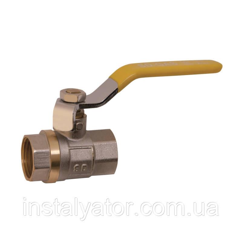 SD Шар.кран 1 1/4 РГГ газ   SD600G32